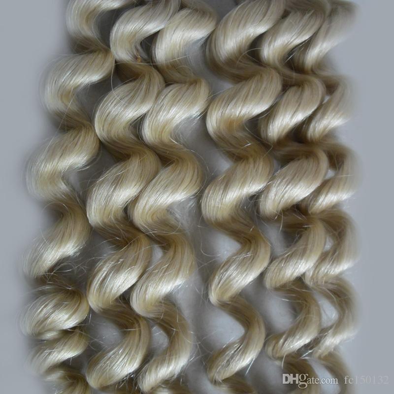 الشريط البرازيلي فضفاض موجة الشعر في الشعر الإنسان 12