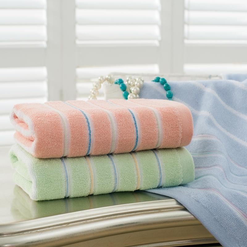 Luxury Plain Home Hotel Hair Hand Face Towel On Sale Multi Color