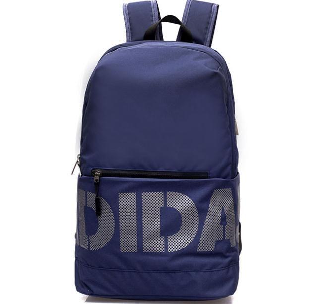 2018 ADDS Luxury Unisex Shoulder School Backpack Travel Bags Large Capacity  Outdoor Zipper Soild Nylon Men s Waterproof Backpack Backpack Travel Bags  ... fa8868d2e8
