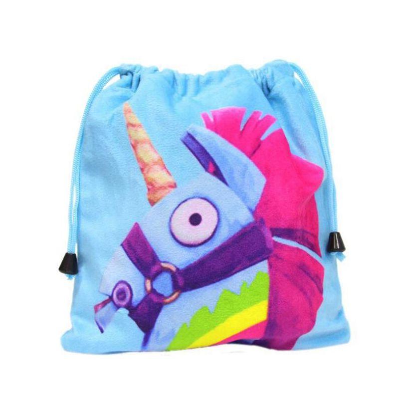 2018 Fortnite Draw Pockets Kids Draw String Bag 3D Anime Fortnite Game  Printed Lace Bag Craft Storage Pockets Packbag Backpack Black UK 2019 From  Myghd 879960a7e