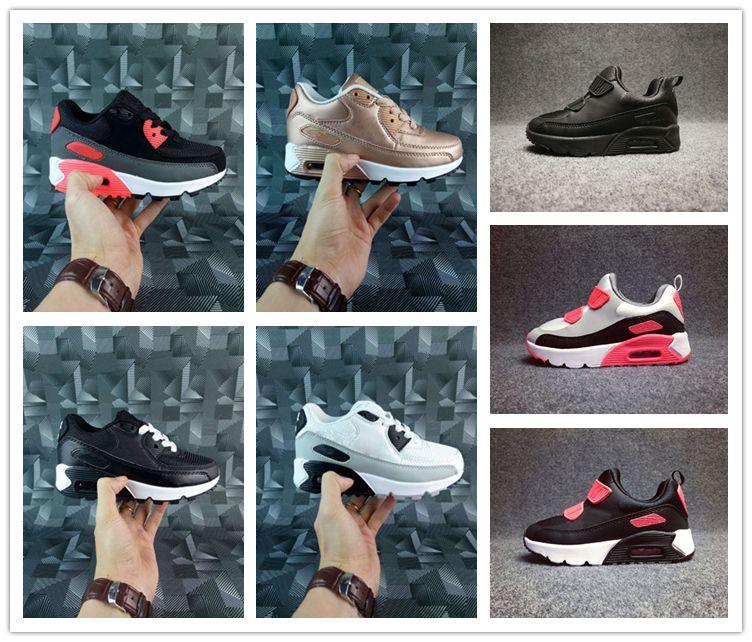 Acheter Nike Air Max Airmax 90 Bébé Enfants Sneakers