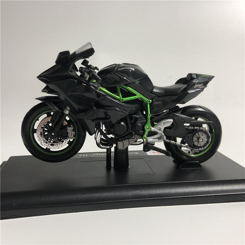 2019 Maisto 118 Kawasaki Ninja H2 R Motorcycle Diecast Alloy Model