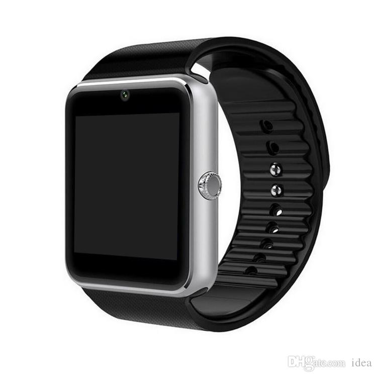 dbf00c427cb Smartwatch Gt08 Bluetooth Smart Watch Phones Support GSM   32GB TF Card  Touch Screen Smartwatch Bluetooth Watches Get Smart Watch Online Smart Watch  For ...