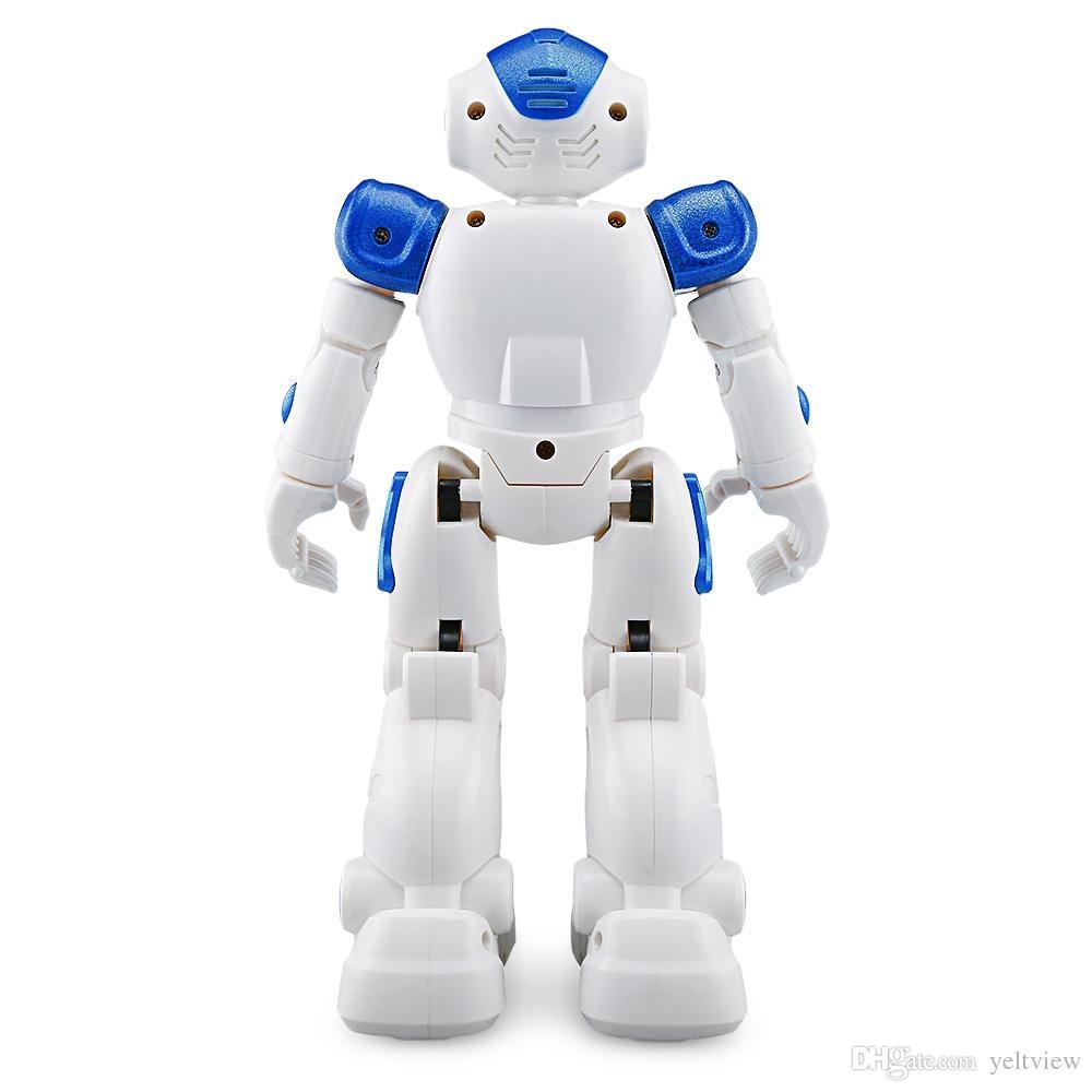Orijinal JJR / C JJRC R2 Robot Oyuncaklar kiti IR Hareket Kontrolü CADY WIDA Akıllı Aksiyon Figürü Programlama Dans Robotlar Çocuk Kid için hediye