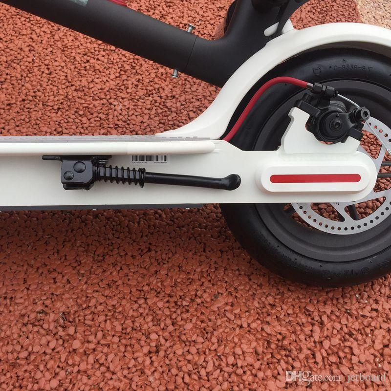 Wholesale xiaomi scooter spare-parts scooter stand-by mijia M365 electric  kick scooter footholder,hoverboard bracing or supportaccessories