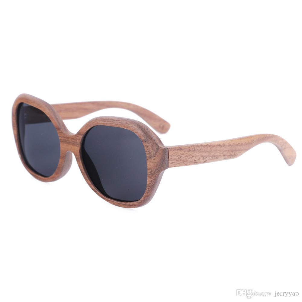 878790a61da Retro red wooden sunglasses with red polarized lens and fashion jpg  1000x1000 Red wooden sunglasses