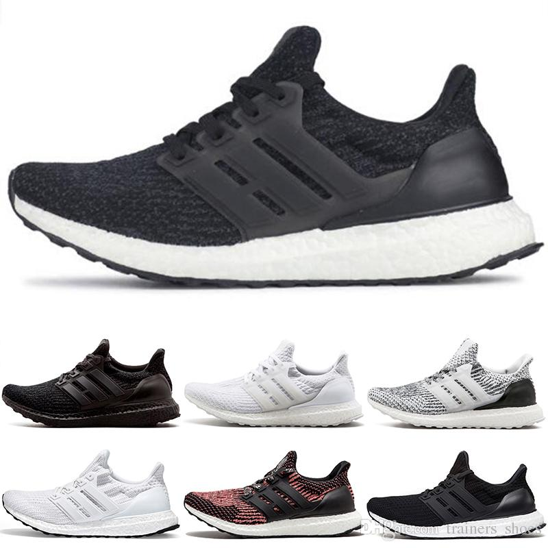 reputable site 3844a 397f9 Compre Adidas Ultra Boost 3.0 4.0 Ultraboost The Details Page For More Logo  Discount Ultra 3.0 4.0 Hombres Mujeres Zapatos Para Correr UB Core Triple  Negro ...