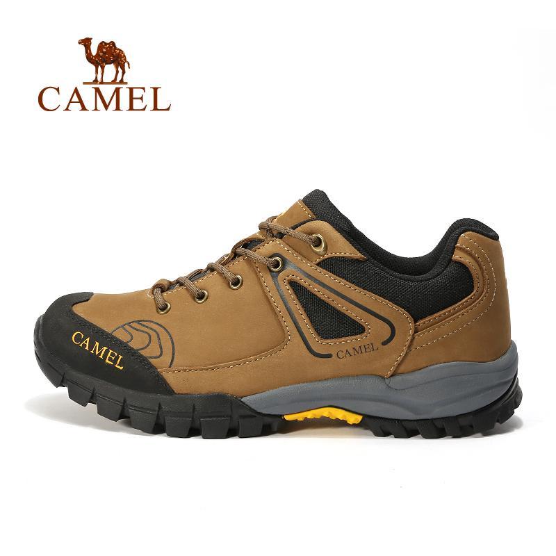 9aa0bab0aff6f Compre CAMEL New Classics Style Men Senderismo Shoes Lace Up Men Sport Shoes  Jogging Zapatillas De Deporte Al Aire Libre Envío Rápido Gratis A  113.25  Del ...