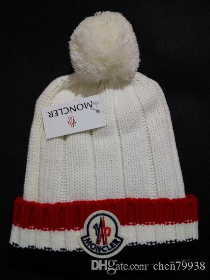 126f30ed New Brand Beanies Knitted Hat Designer Champion Winter Warm Thick Beanie  Fedora Gorro Bonnet Skull Hats For Men Women Crochet Skiing Cap Hat Knitted  Hats ...