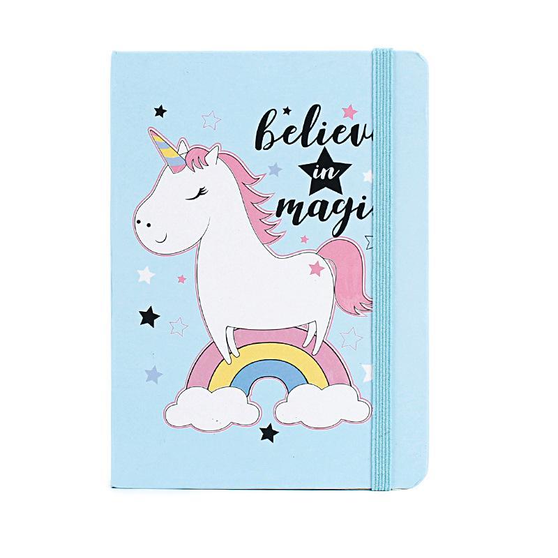 Compre Utiles Escolares Accesorios Diario Unicornio Libreta De