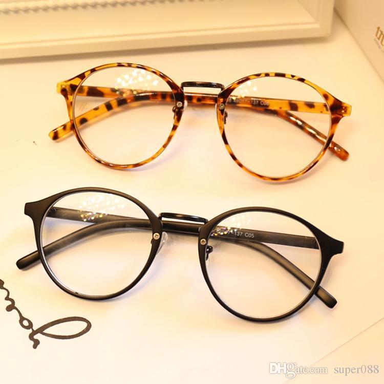 Großhandel Niedlichen Stil Vintage Brille Frauen Brillengestell ...