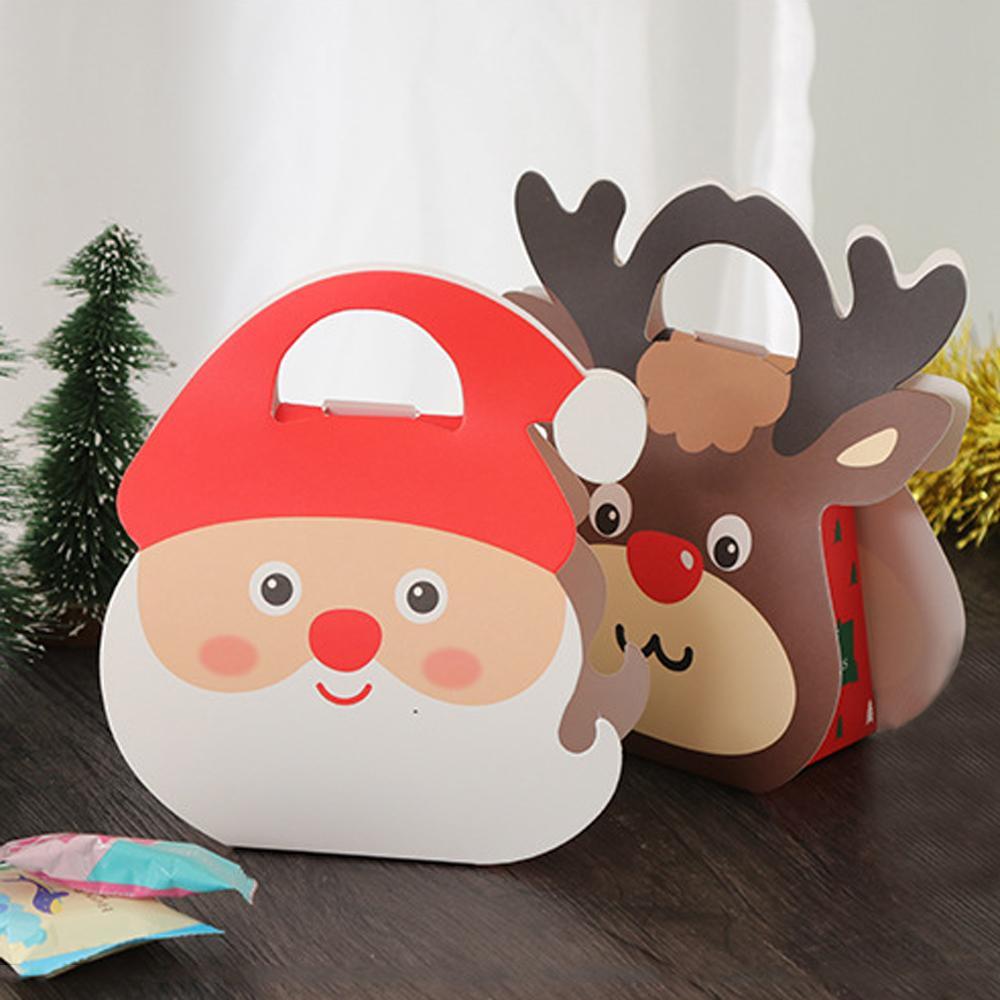 Großhandel Weihnachten Verpackung Süßigkeiten Geschenkbox ...