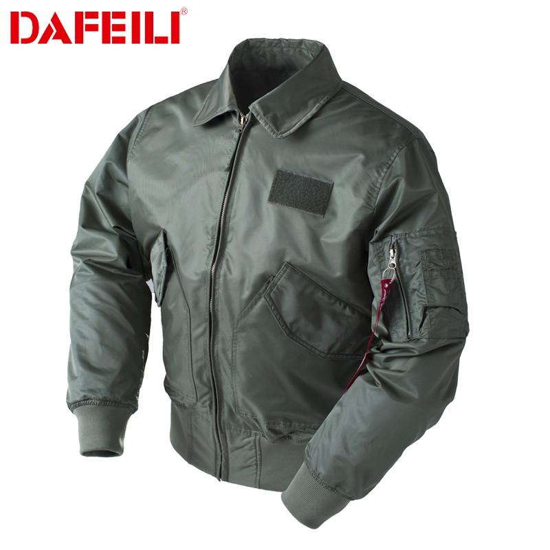af976bfc3837b 2019 CWU 45P Pilot USA Military Plus Size Men S Waterproof Outdoor Army  Tactical Hunting Fishing Hiking Camping Women Bomber Jacket From Seahawks