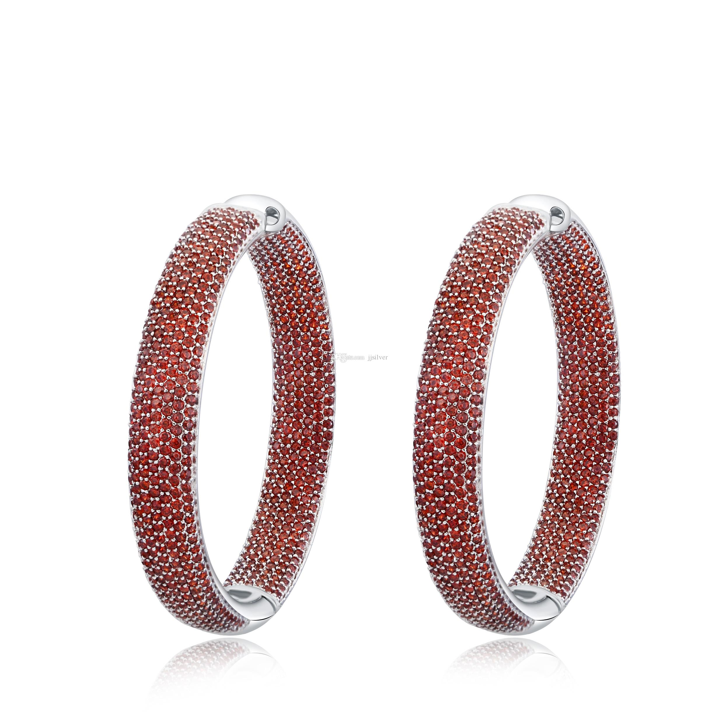 loop products silver img jens d hansen earrings hoop circle