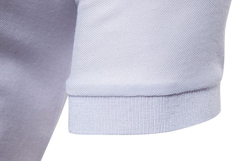 Camisa polo Camisas de diseño a rayas negras Marcas polo Cuello de solapa Camisetas Algodón de alta calidad Camisas populares Pantalones cortos para hombres