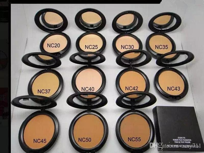 Hot Makeup Studio Fix Face Powder Plus Foundation 15g Volume High Quality DHL