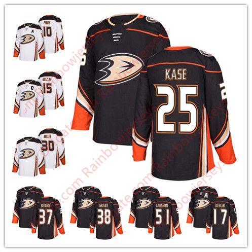 294e11bd7 Anaheim Ducks  25 Ondrej Kase 37 Nick Ritchie 38 Derek Grant 51 Mike ...