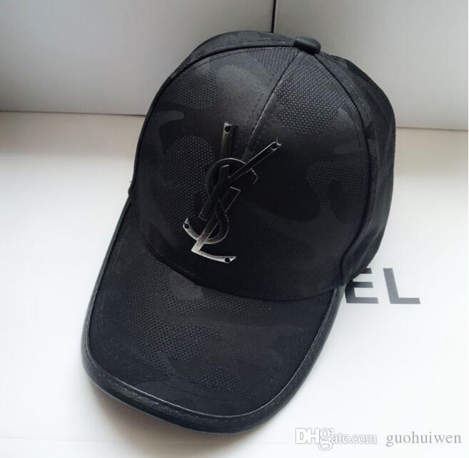 5f9437867bd5b Acheter Haute Qualité Conception De Luxe Casquette De Baseball Golf Chapeaux  Pour Hommes Femmes Sport Occasion Visière Chapeau En Gros Gorras Casquettes  ...