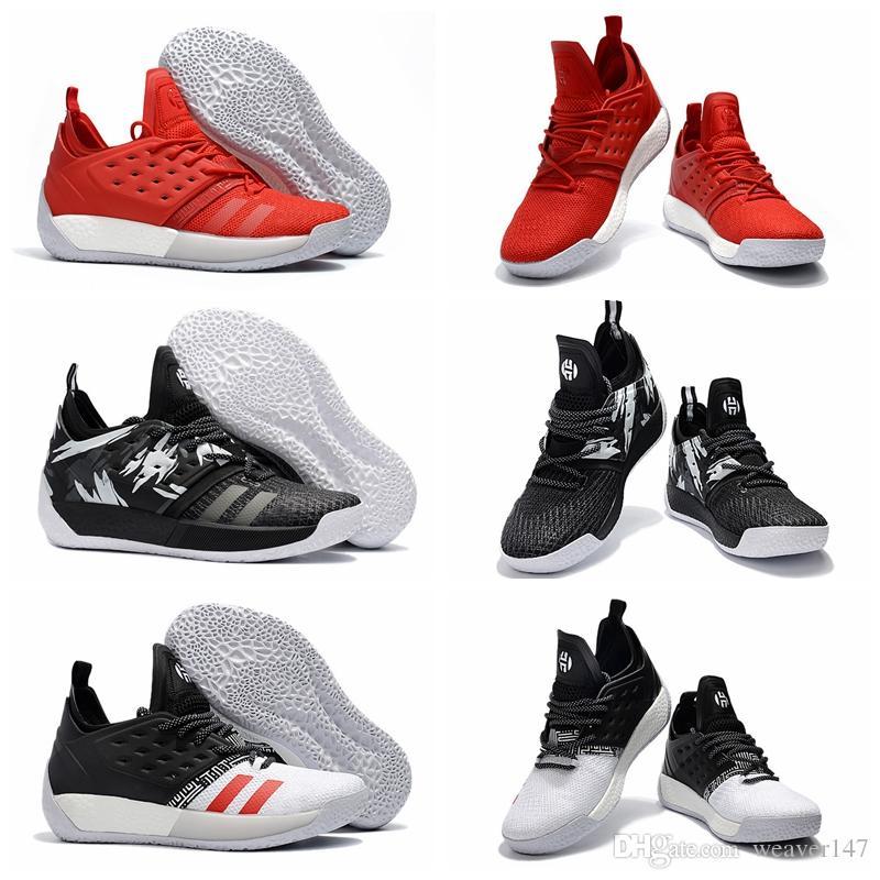6e536c5458db 2018 Hot Harden Vol.2 Bhm Black History Month Mens Basketball Shoes Fashion  James Harden