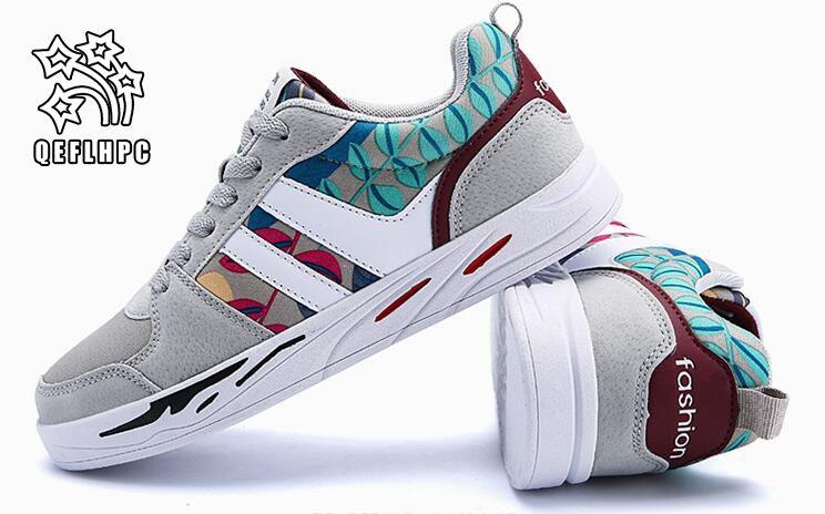 19d1e13a09ee Women Running Shoes. Casual Fashion Student Flat Shoes. Women s ...