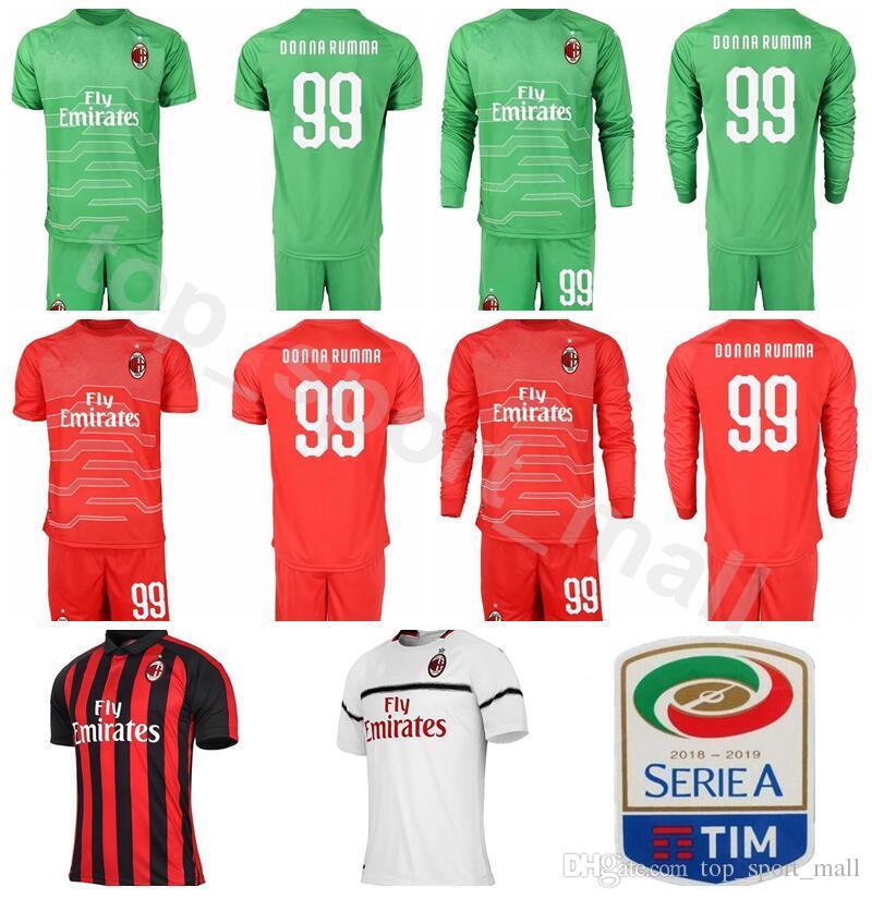 Maillot Extérieur AC Milan PEPE REINA