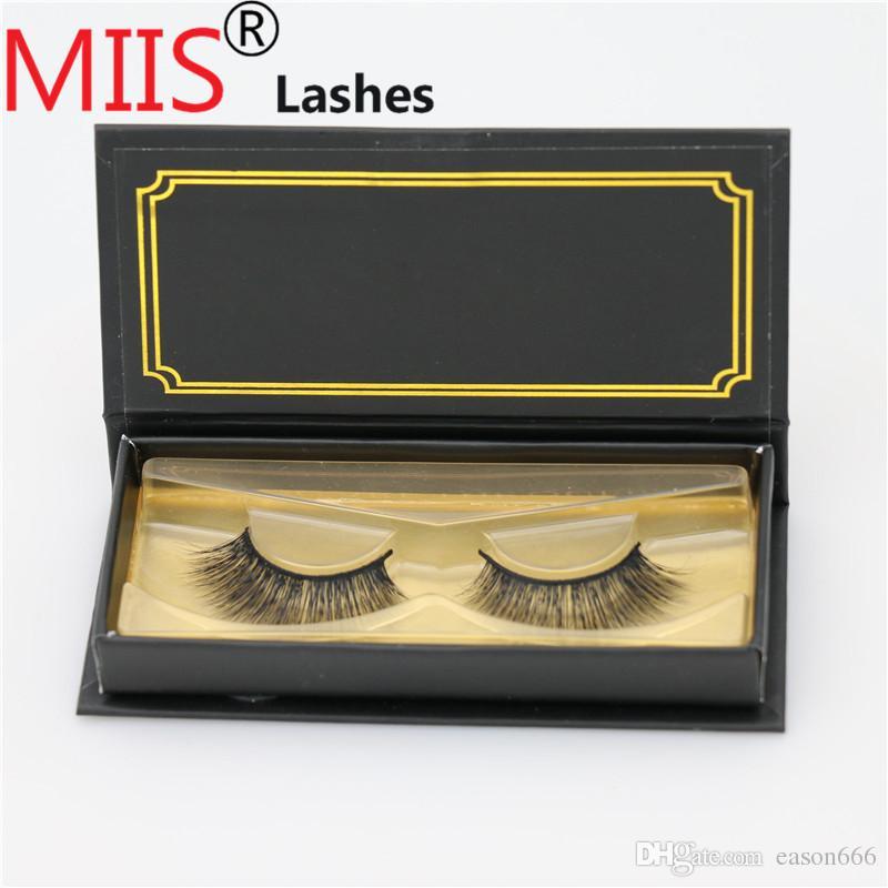 China Suppliers Wholesale Mink Eyelashes 3d Real Mink Hair Eyelashes