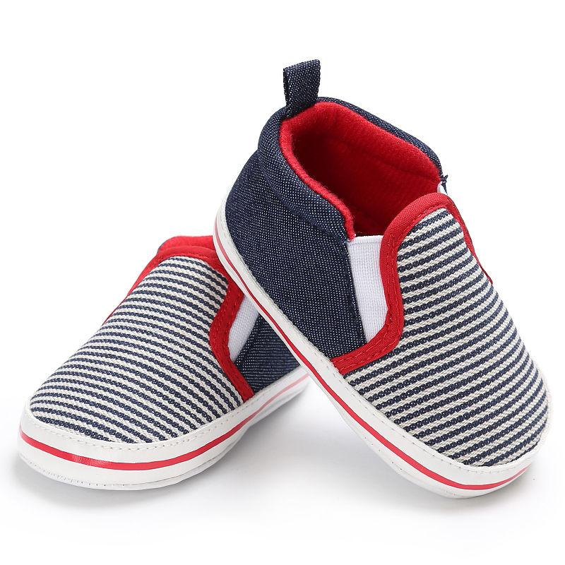 4e342f3b12c5 0 18M Baby Shoes Soft Sole Sneakers Crib Pram Shoes Toddler Boy Girl Pre  Walkers Toddler Infant Boys Girls Casual Boys Running Sneakers Toddler Boys  Tennis ...