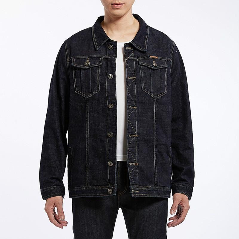 2018 brand designer jacket coat denim luxury mens jackets spring