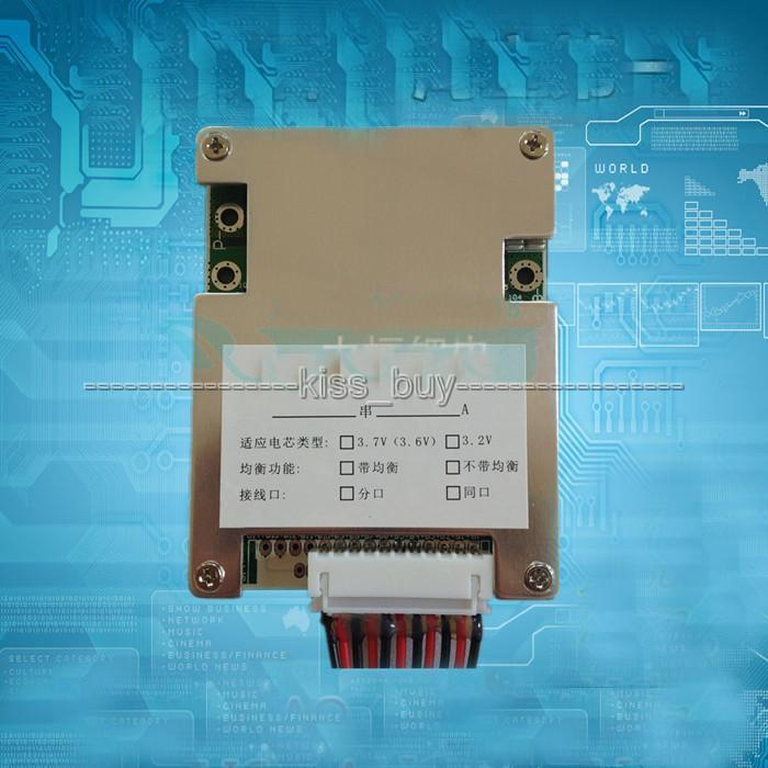 2018 10s 36v li ion lithium cell 30a 18650 battery protection bms