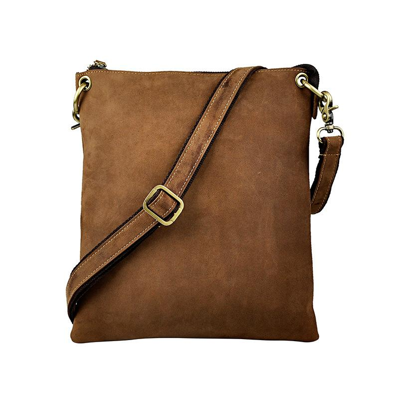5f5c0d75ca Real Leather Male Messenger Bag Satchel Cowhide Casual 8 Pad Cross Body Shoulder  Bag For Men 3228 Cheap Purses Wholesale Handbags From Snappya