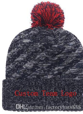 2019 Unisex Autumn Winter hat men women Sports Hats Custom Knitted Cap Sideline Cold Weather Knit hat Soft Warm Texans Beanie Skull Cap 00