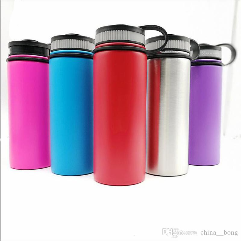 cbd941843b ... Tumblers Sport Water Bottle Wide Mouth Big Capacity Travel Water Bottles  Wholesale Water Bottles Workout Water Bottles From China__bong, $9.85|  DHgate.
