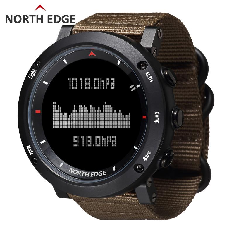 Sports Watches Men Pedometer Calories Digital Watch Women Altimeter Barometer Compass Thermometer Weather Reloj Hombre And To Have A Long Life. Watches