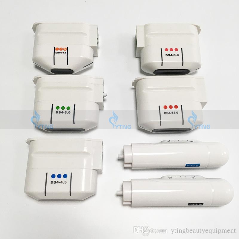 Profesyonel hifu Kırışıklık Kaldırma Yüz germe vajinal sıkın 3 in 1 hifu cilt bakımı için spa salonu
