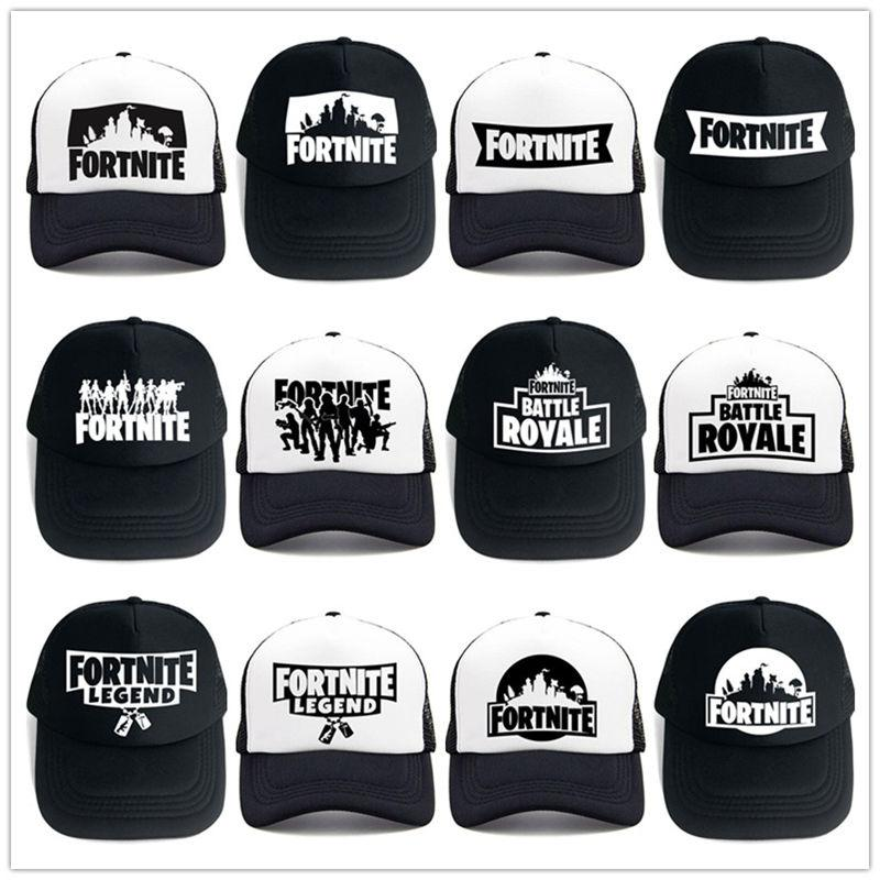 Fortnite Man Baseball Cap Male Snapback Summer Breathable Hats Man Hip Hop  Hat For Women Funny Quick Drying Caps 59fifty Snapback Cap From Norene f5b59f47e66