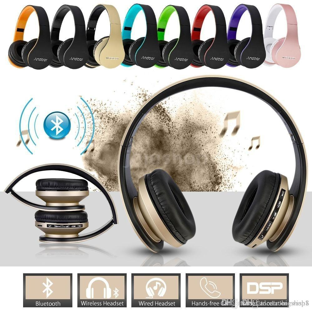 Kopfhörer Wesc Andoer LH 811 Digital 4 In 1 Multifunktions Wireless Bluetooth  4.1 + EDR Stereo Kopfhörer Kopfhörer Headset Kabel Kopfhörer Mit Mikrofon  MP3 ... a0c7ce9be1