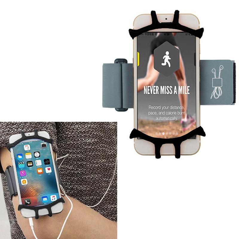 Mobile arm bag Phone Holder Sports arm bag Running phone safe and stable  For Smart