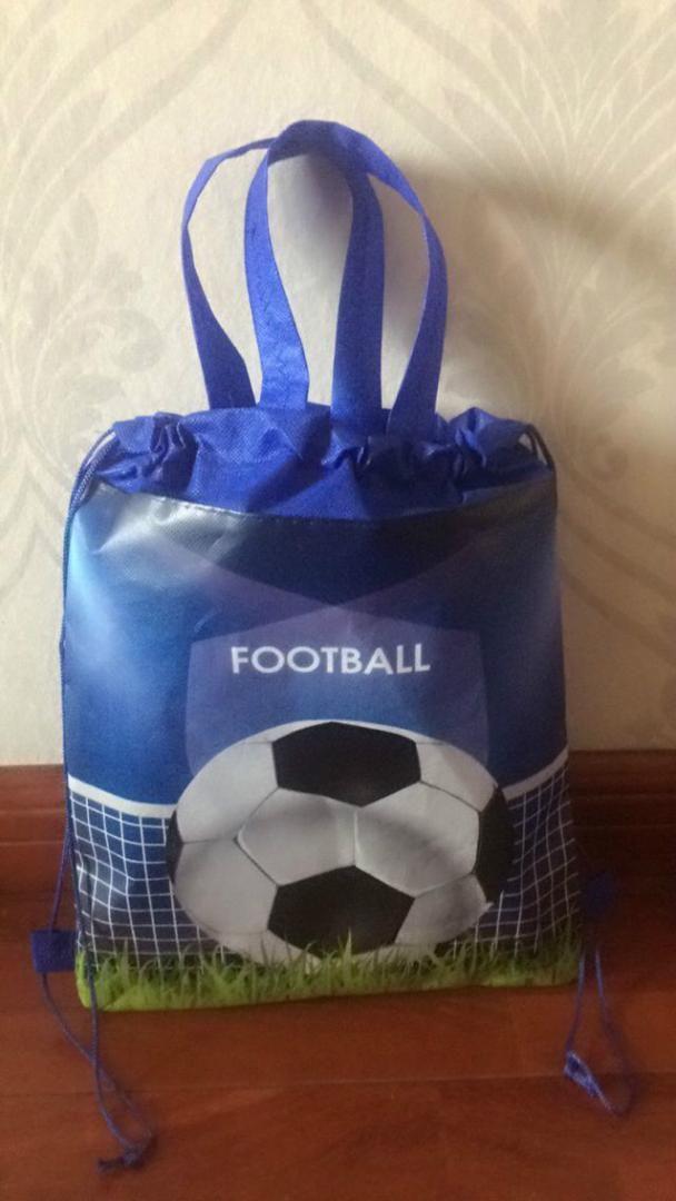 Toddler Backpack Football School Bag For Runner Waterproof Shoe Kids Gift Birthday Stuff Supplies Rucksack Boys Backpacks