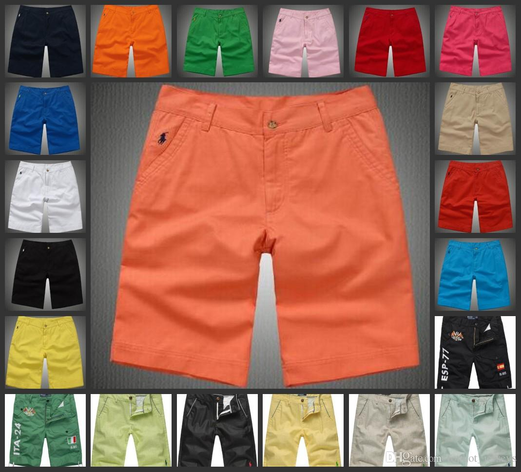 9434f995461 2019 New Board Ralph Mens Lauren Polo Shorts Summer Beach Shorts Pants High  Quality Swimwear Bermuda Male Letter Surf Life Men Swim From  Tophot jerseys