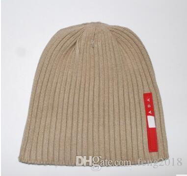 0de924309c287 Brand Beanies Knitted Hat Designer Champion Winter Warm Thick Beanie Fedora  Gorro Bonnet Skull Hats For Men Women Crochet Skiing Cap Hat Beanie Caps  Slouchy ...