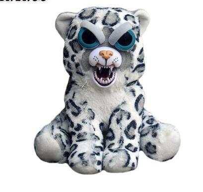 YNYNOO Feisty Pets Plush Toys With Funny Expression Stuffed Animal Toys for Girls Change Face Cute Soft Cotton Christmas Gift