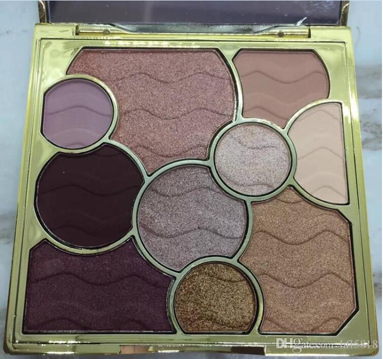 Newest Makeup Brand Palette Buried Treasure Eyeshadow Palette Highest quality Earth color matte eye shadow dhl gif