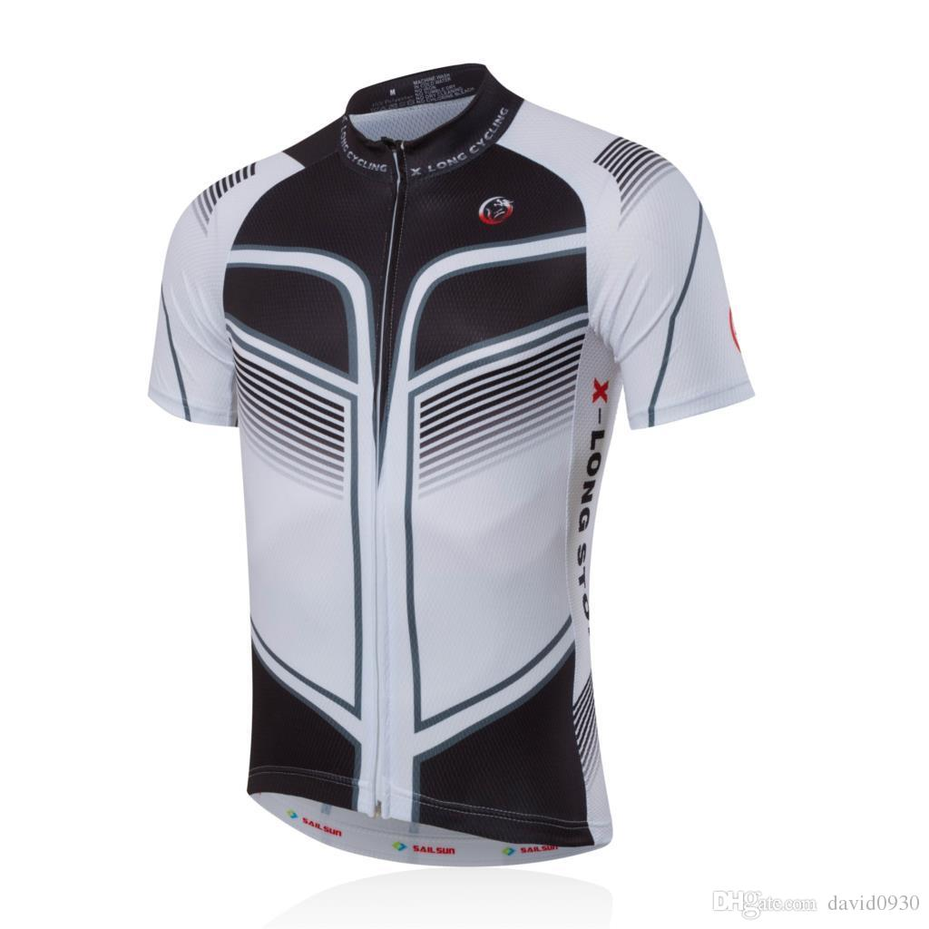 2e7e144ec SAILSUN 2018 New Men Cycling Jersey Pro Team Mtb Bike Bicycle Jersey ...