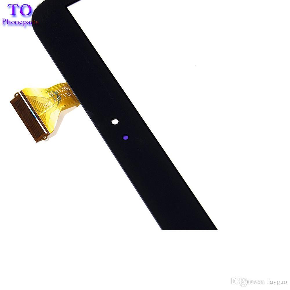 para samsung galaxy tab a 10.1 2016 t580 t585 digitador da tela de toque lcd painel exterior frente sensor de vidro reparação
