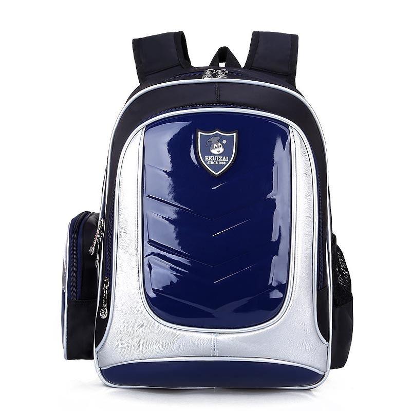 Waterproof School Bags For Boys Leather Kids Backpack Orthopedic Children  School Bags PU Backpack Child Kids Schoolbags Y18120303 Girls Backpack  Camouflage ... 4ea3e25596