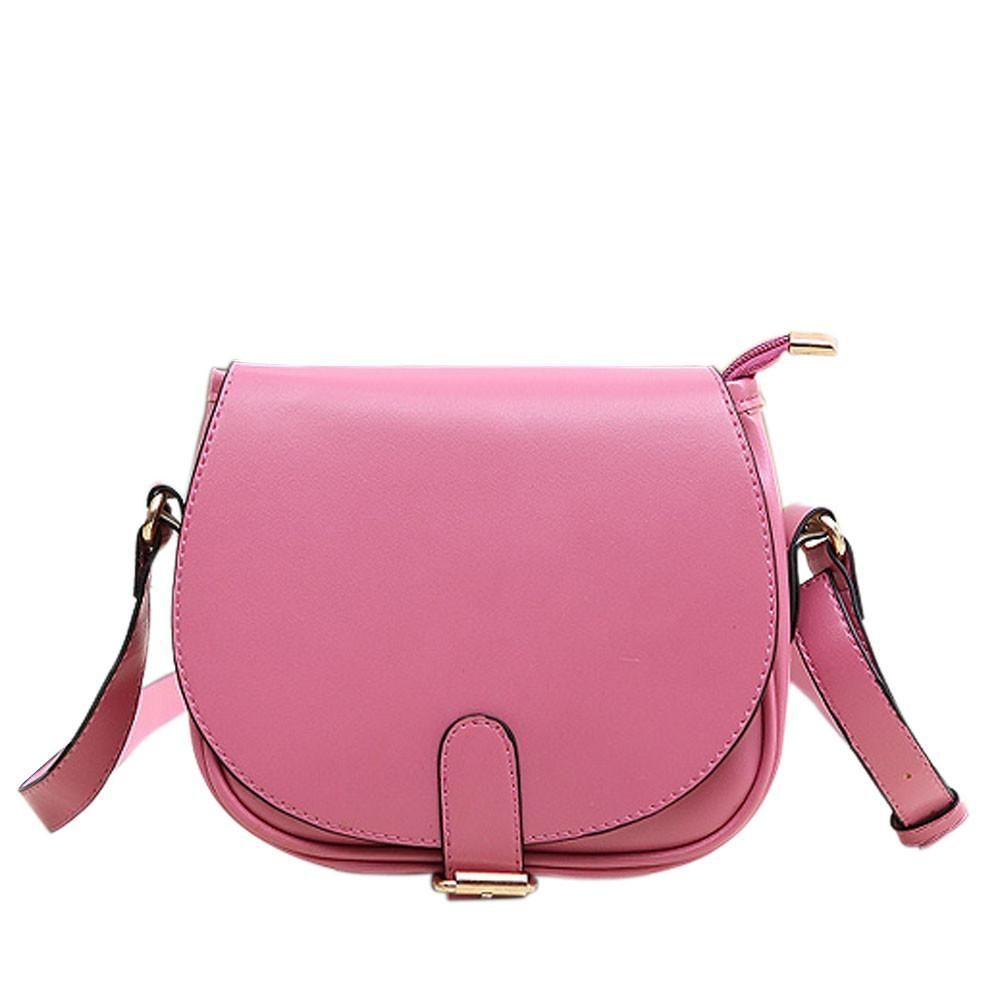 fcb397bd27bb Wholesale- New Women s Handbags Ladies Leather Shoulder Messenger ...