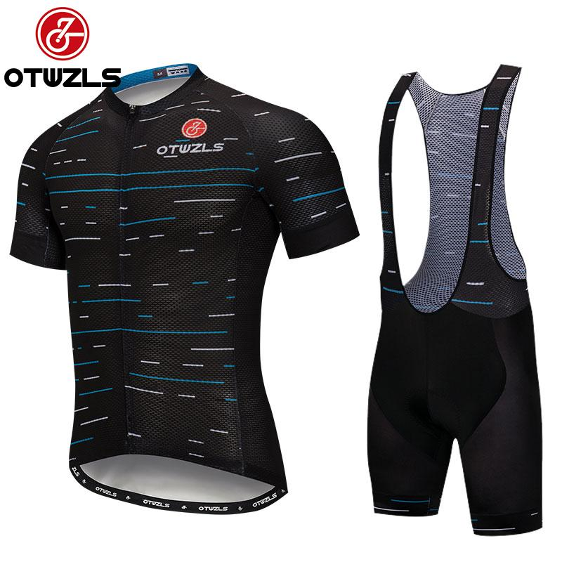 2018 Cycling Jersey Set Short Sleeve Summer MTB Cycling Clothing Pro ... 3fa1a6c1a