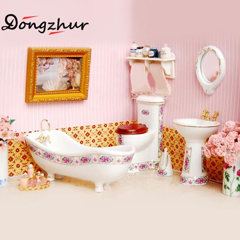 Acheter Dollhouse Miniatures 1 12 Accessoires Mini Accessoires De