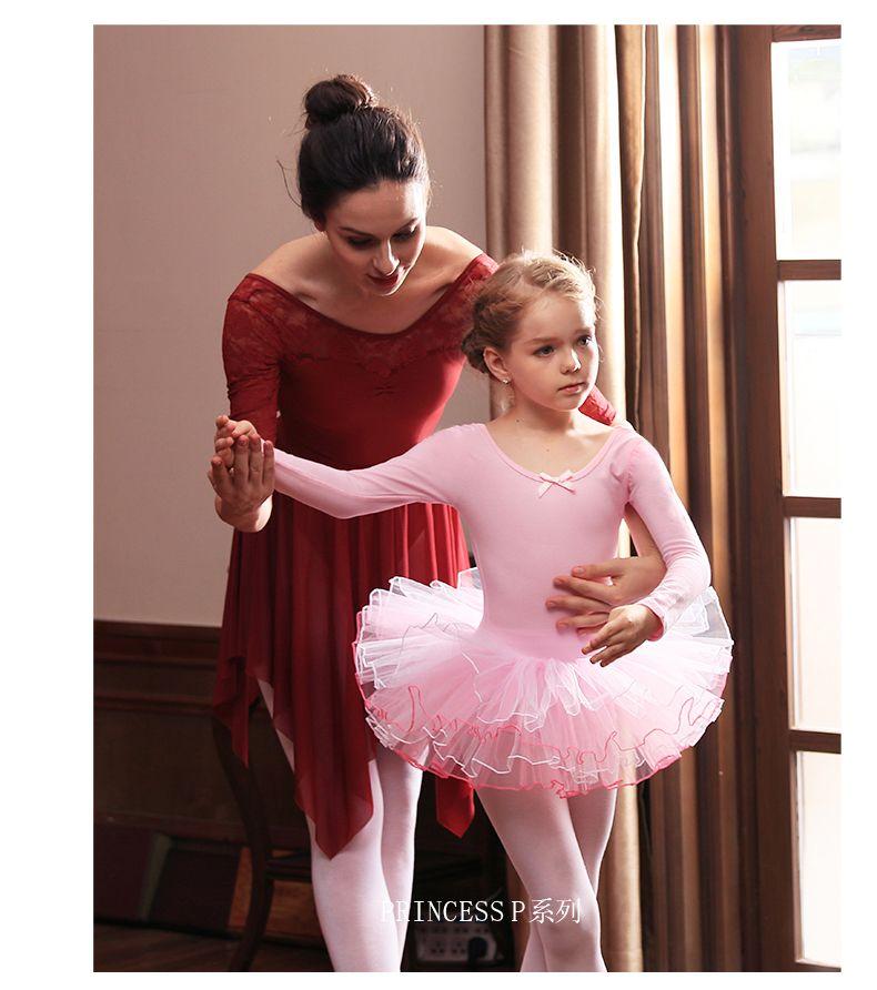 fed8fab94 2019 Toddler Kids Children Ballet Tutu Dress Dance Costume Pink Fairy Girls  Ballet Dress For Children Dancewear From Duanhu, $27.89 | DHgate.Com