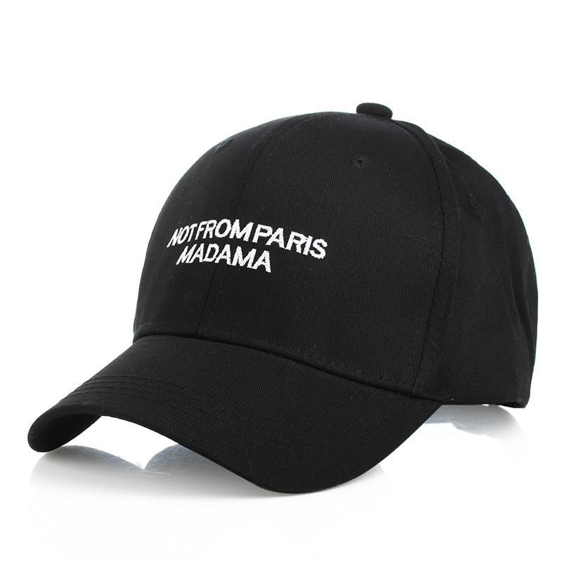 Spring New Trend Baseball Cap Men And Women Street Leisure Sun Hat ... e2c381cfc6ab